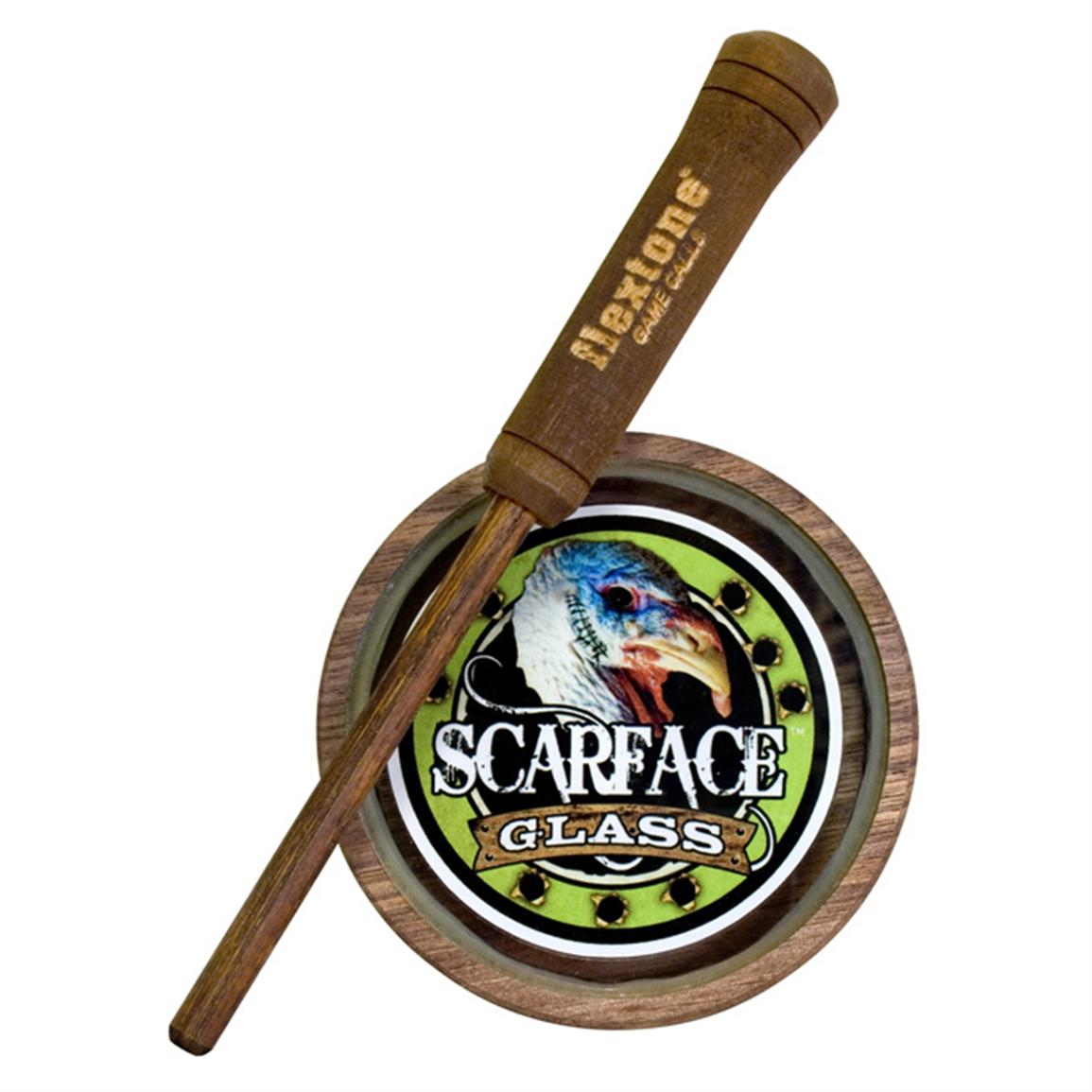 Flextone® Scarface Glass Turkey Call