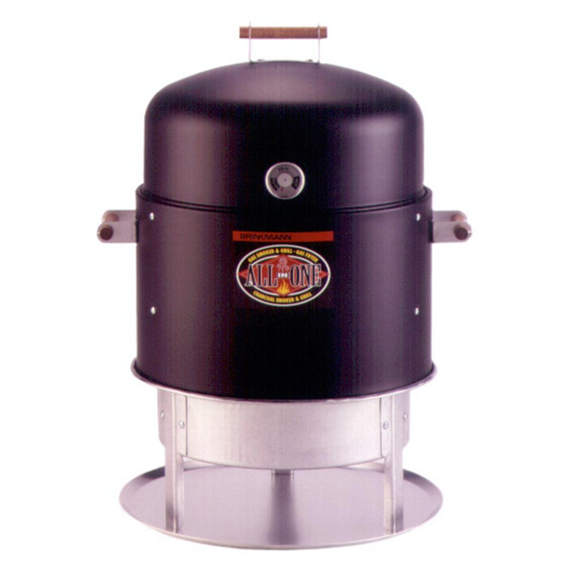 "Brinkman® All in One ""Dual Fuel"" Outdoor Cooker"