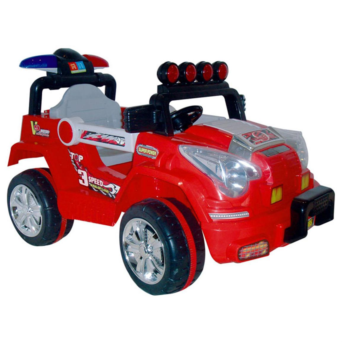 Lil' Rider™ Land King Battery-Operated Jeep