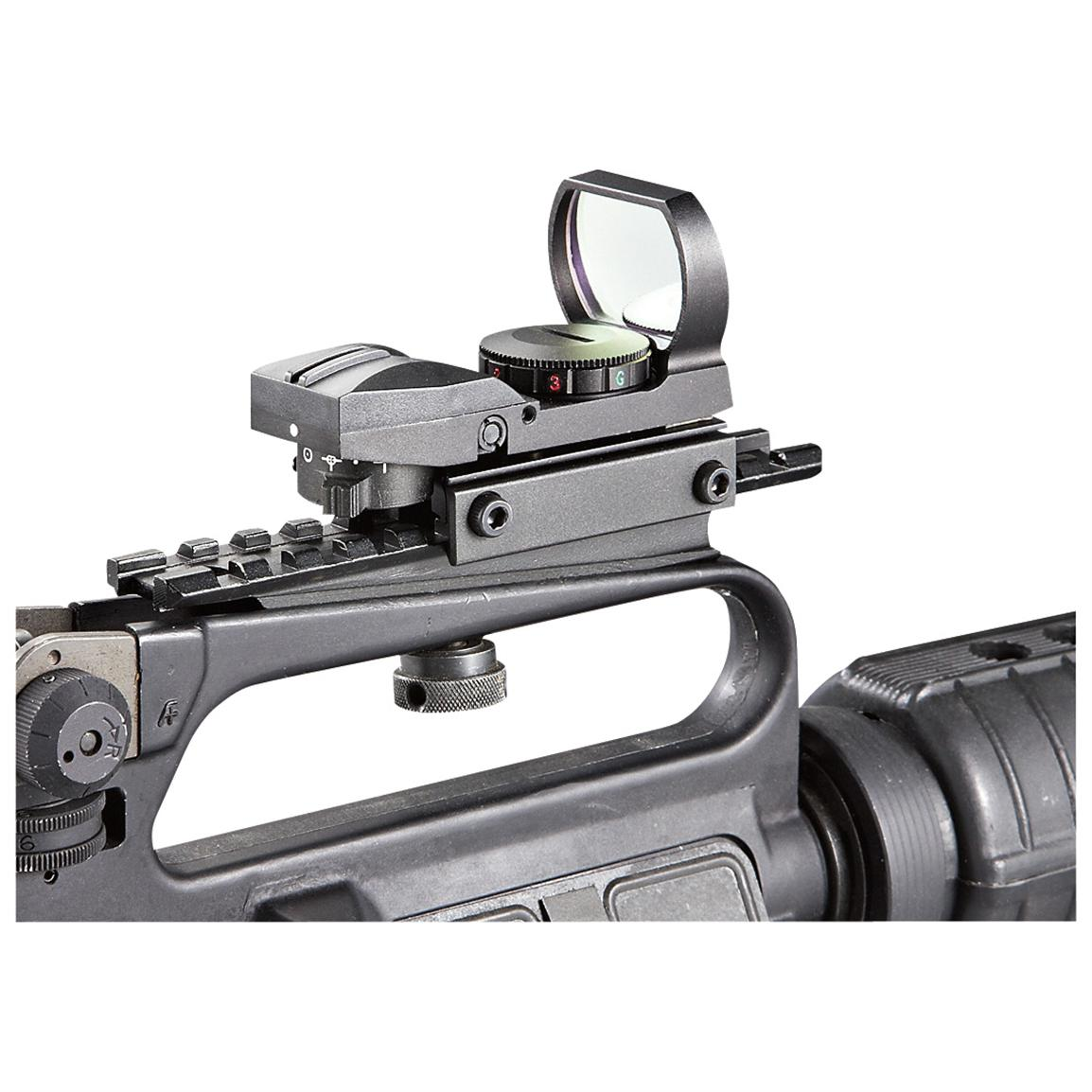 HQ-ISSUE Multi-Reticle Scope