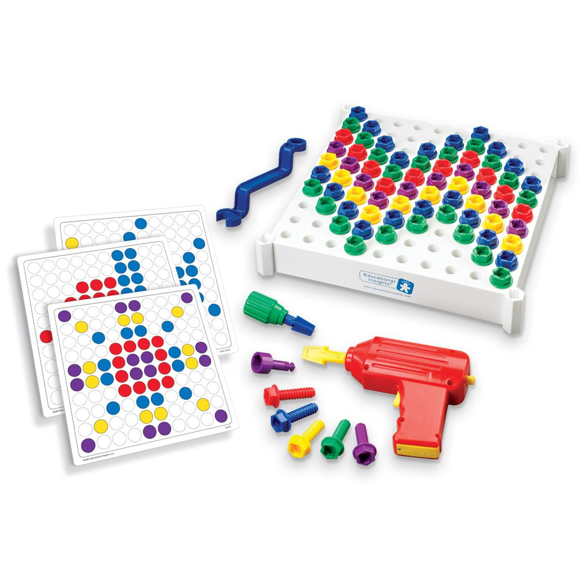 Educational Insights® Design & Drill Activity Center