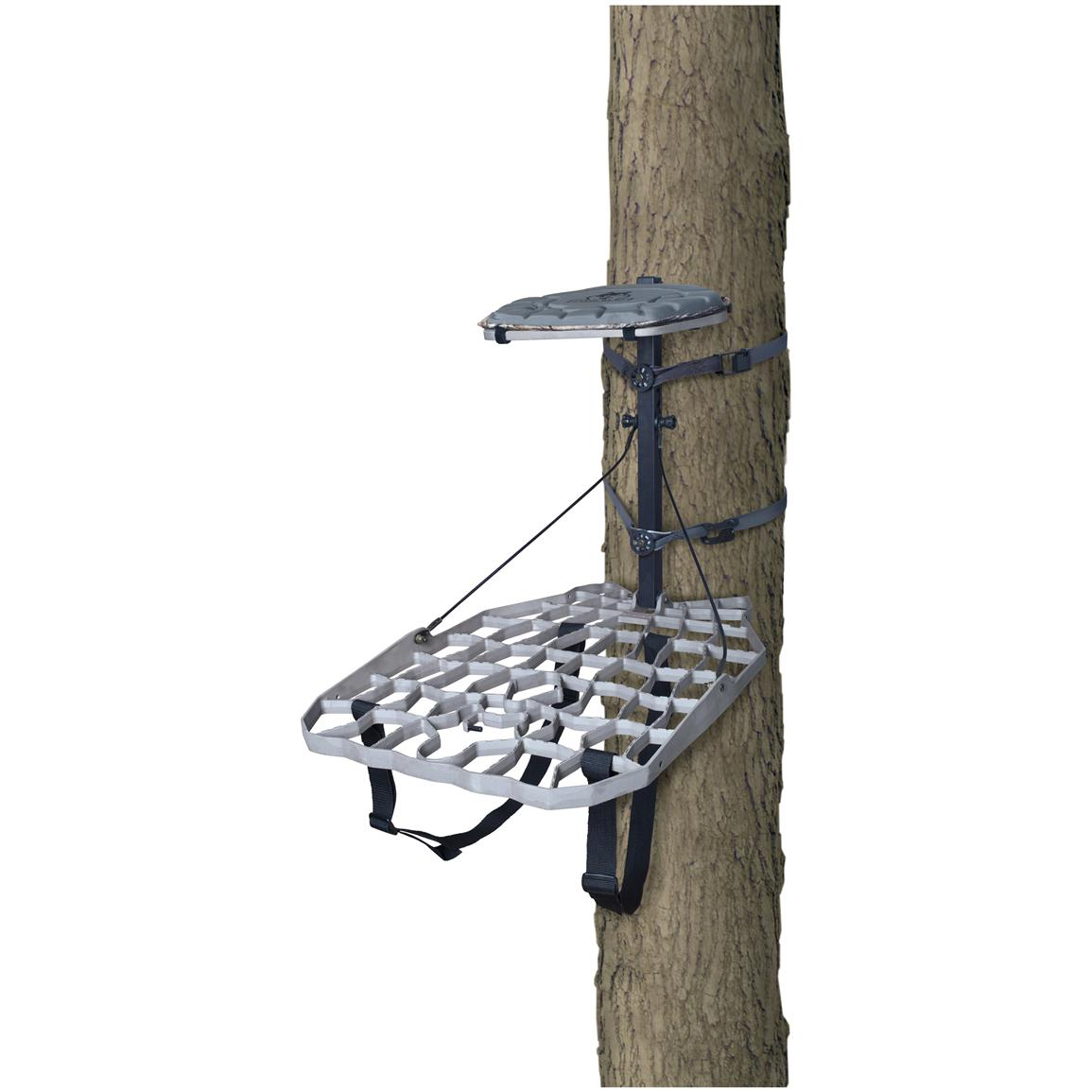 Lone Wolf® Alpha™ II Hang-on Tree Stand