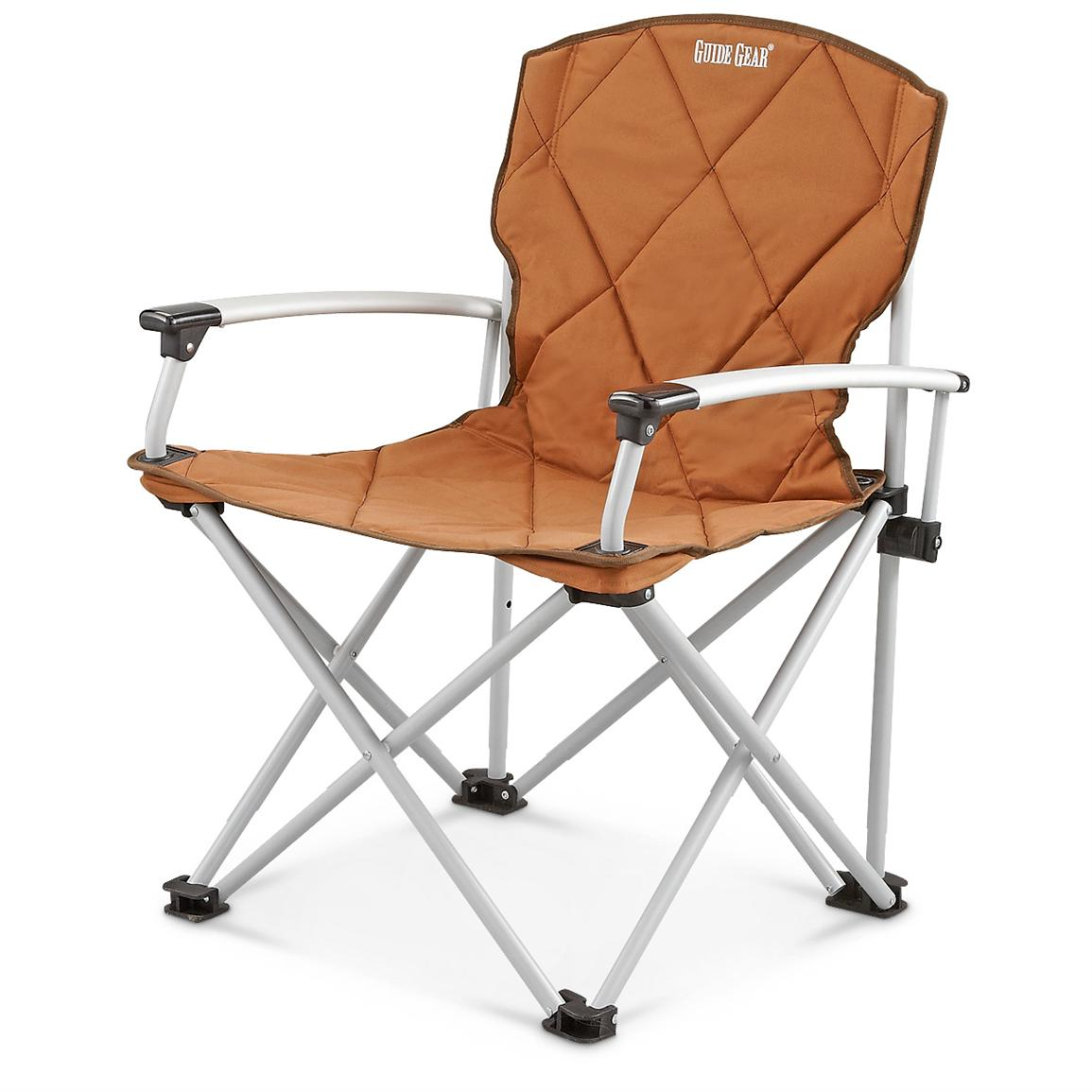 Guide Gear 174 Big Boy Arm Chair 216097 Chairs At