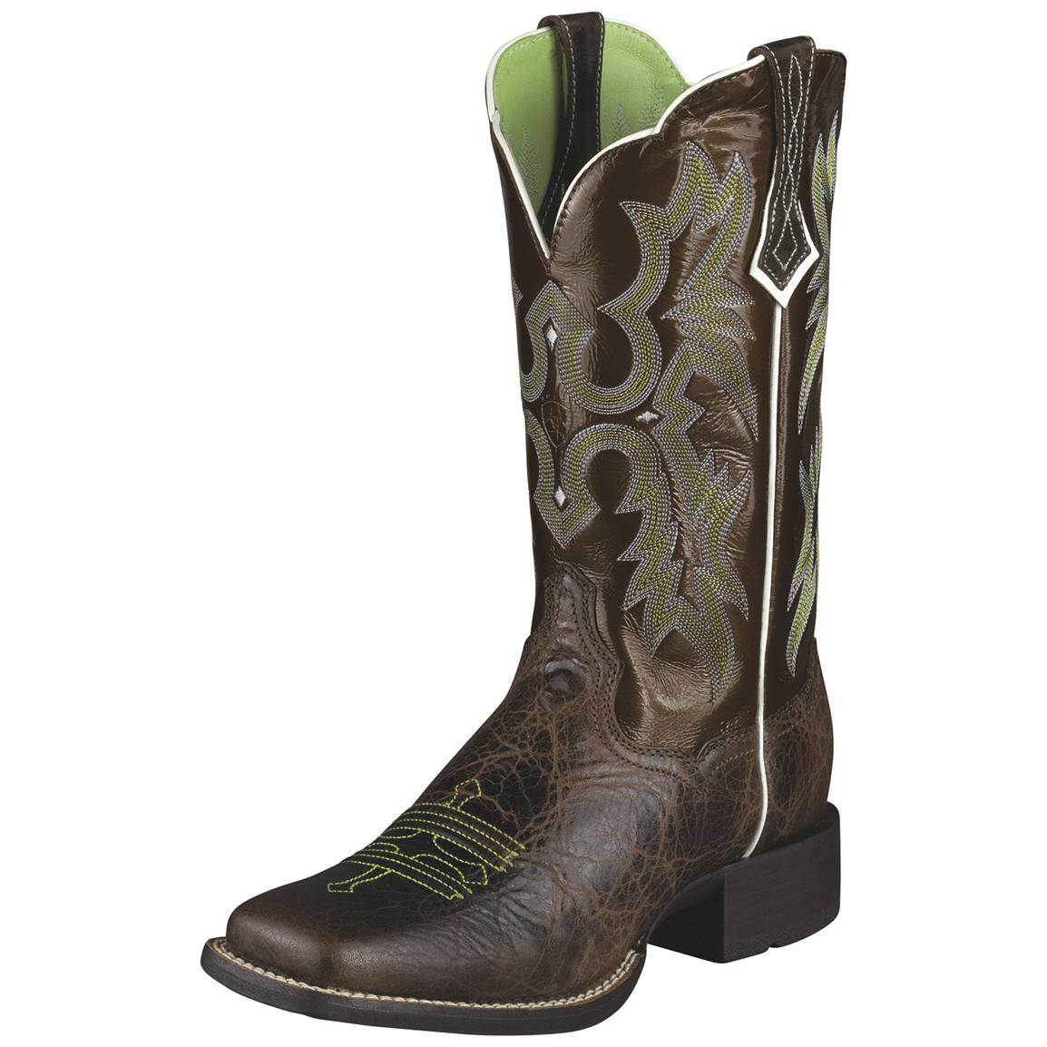 s ariat 174 11 quot tombstone western boots 216122