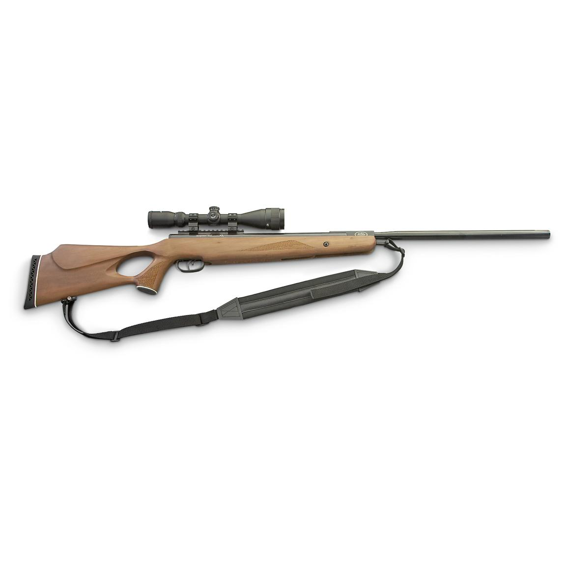 Benjamin® Trail Nitro Piston® XL1100 .22 cal. Air Rifle with Scope • Sling not included.