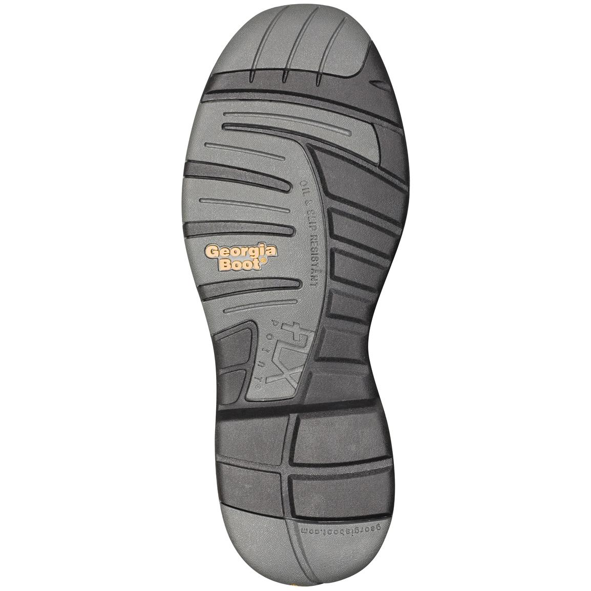 Dual-density PU and rubber outsole