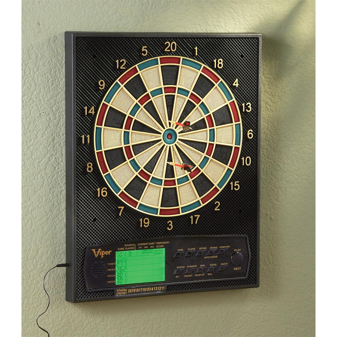 Pisces Electronic Dart Board