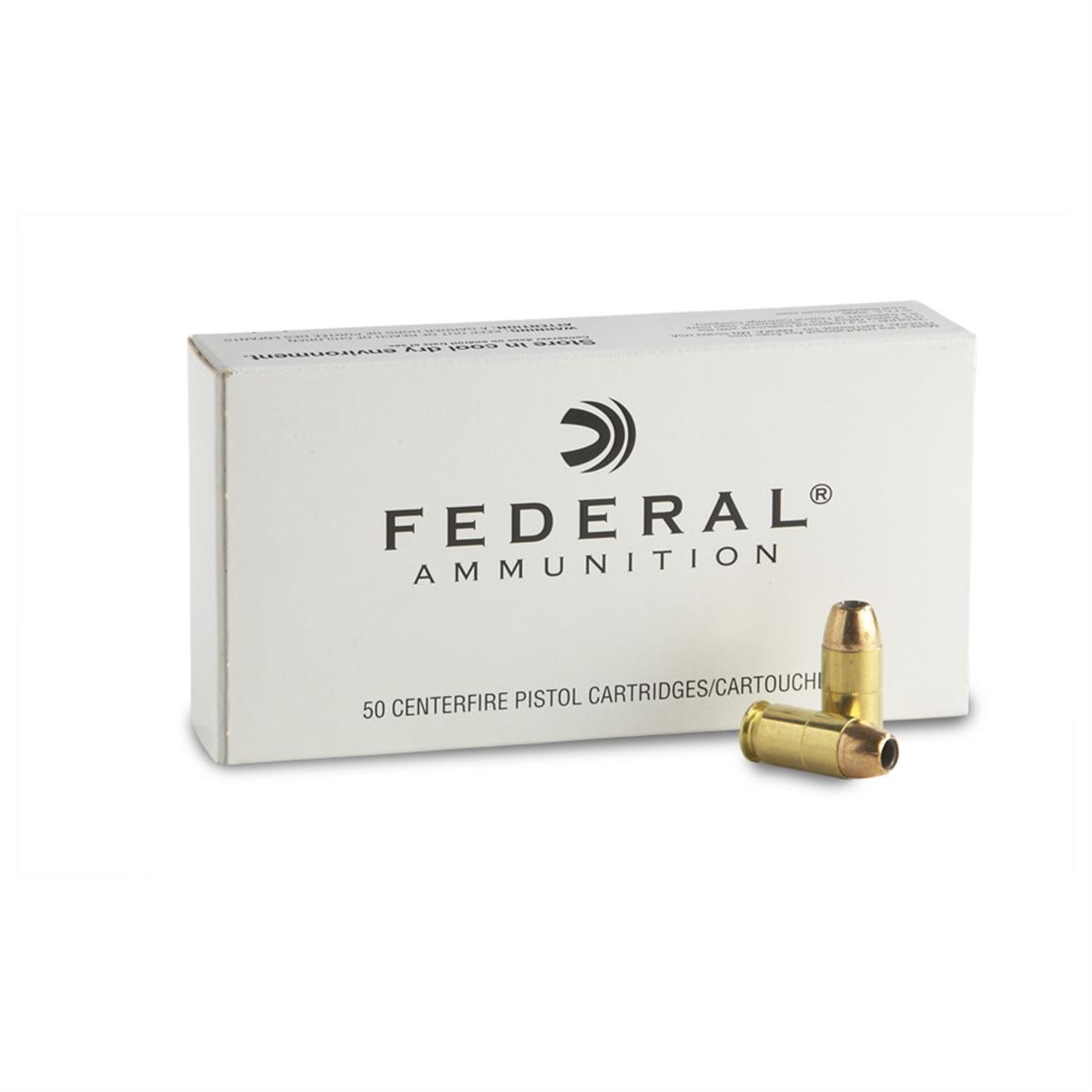 Federal, Hi-Shok, .45 ACP, 230 Grain, 500 Rounds