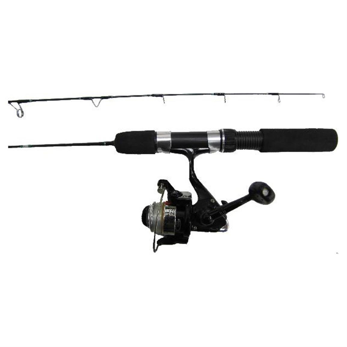 HT Enterprises, Inc. Ice Master Deluxe Spinning Combo