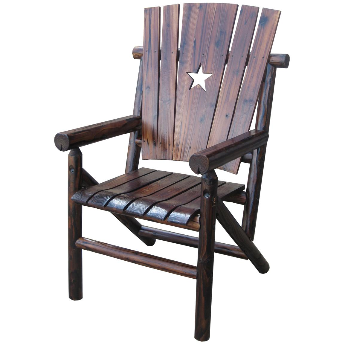 Leigh Country™  Arm Chair with Star