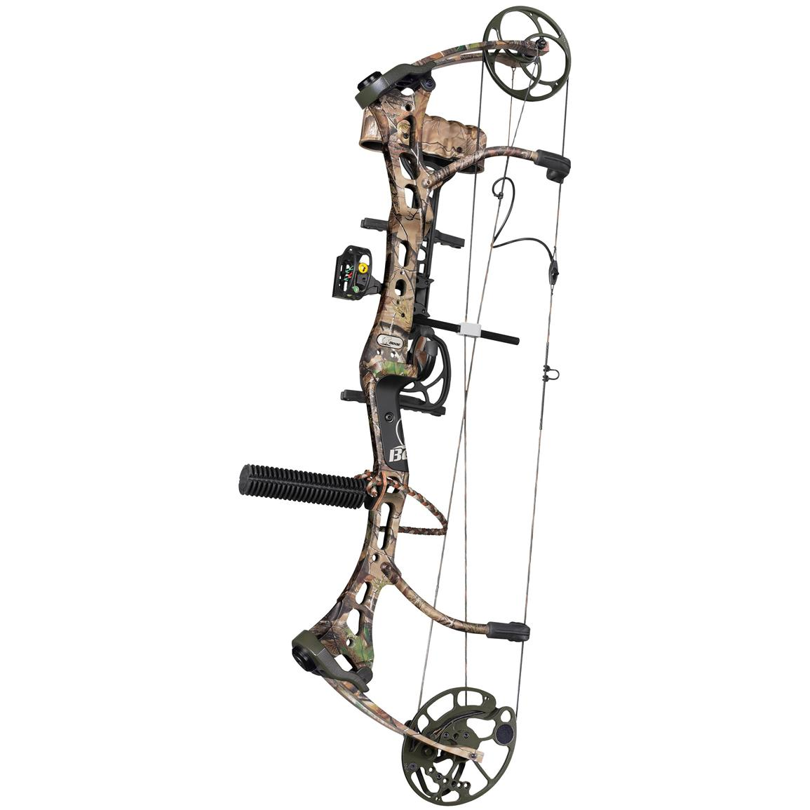 Bear Archery® Mauler™ Ready-to-Hunt Compound Bow Package