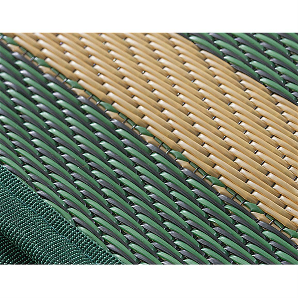Heavy-duty colorfast fabric weave