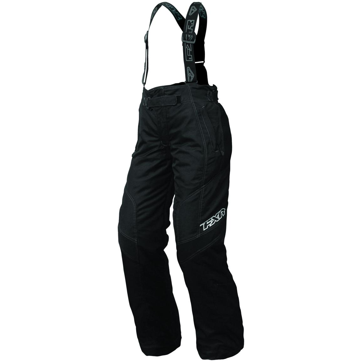 Women's FXR® Blizzard Pants, Black