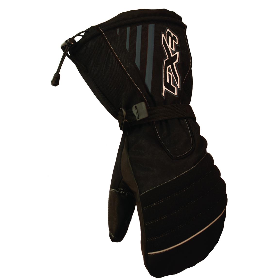 FXR® Helix Race Mitts, Black