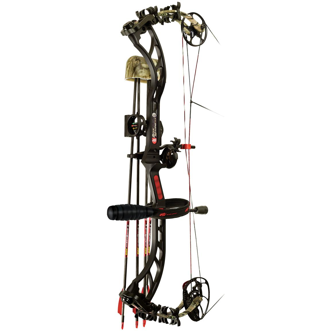PSE® Bow Madness 3G Compound Bow Field Ready Package