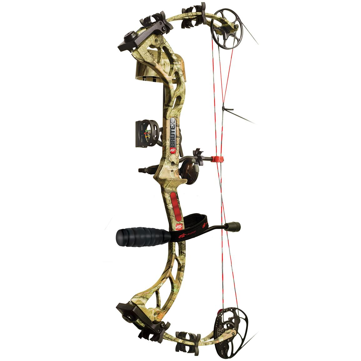 PSE® Brute X Compound Bow Ready-to-Shoot Package