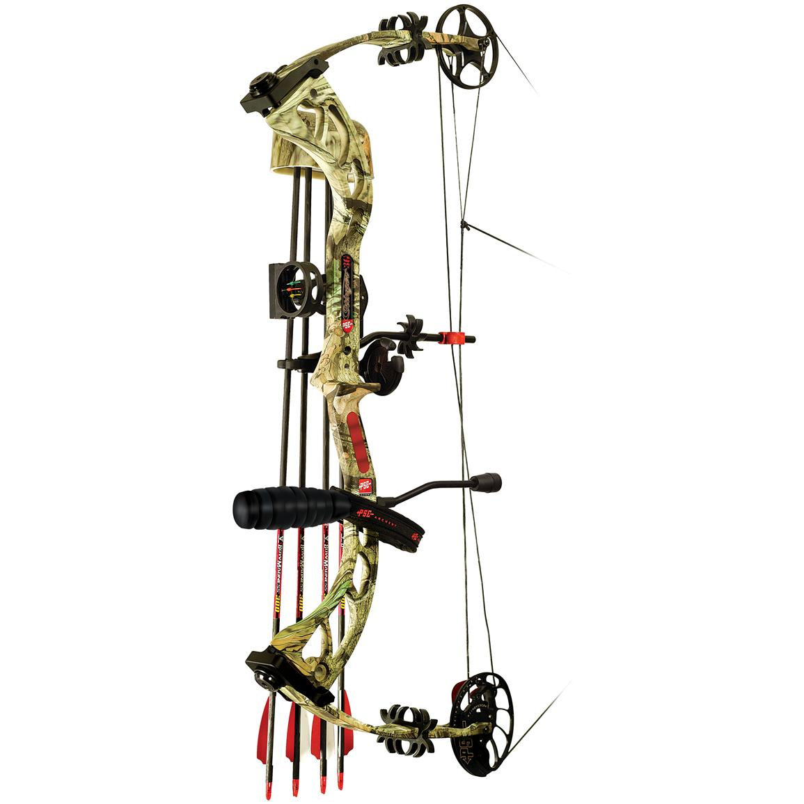 PSE® Stinger 3G Compound Bow Field Ready Package