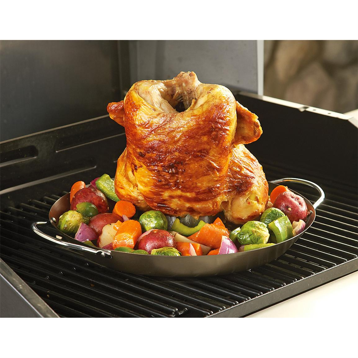 Poultry Roaster / Wok