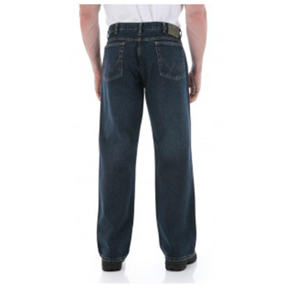Men's Wrangler® Rugged Wear Relaxed Straight Fit Jeans, Union