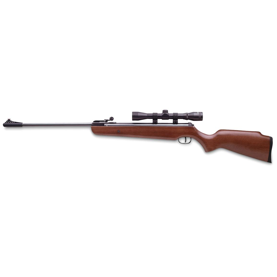 Ruger® Air Hawk Rifle Combo