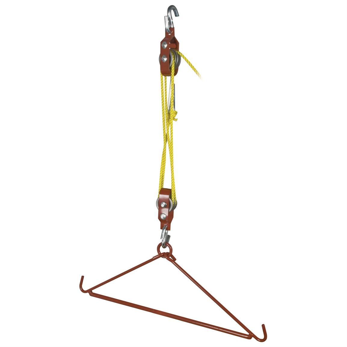Mossy Oak® Deer Hoist and Gambrel