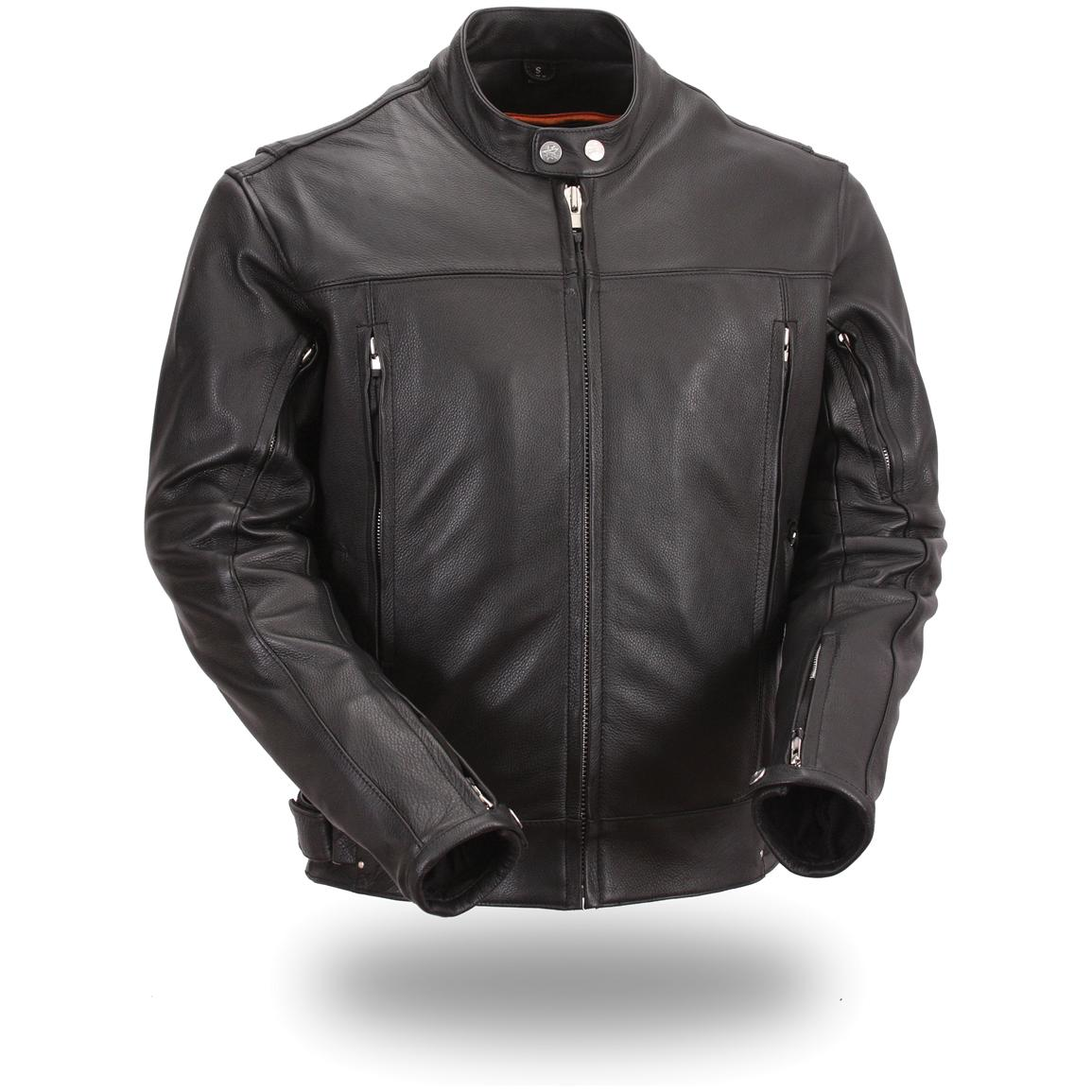Men's First Classic® Updated Scooter Jacket, Black