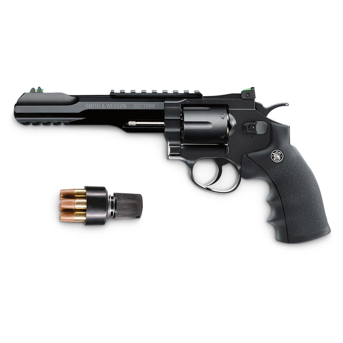 Smith & Wesson® 327 TRR8 Air Pistol