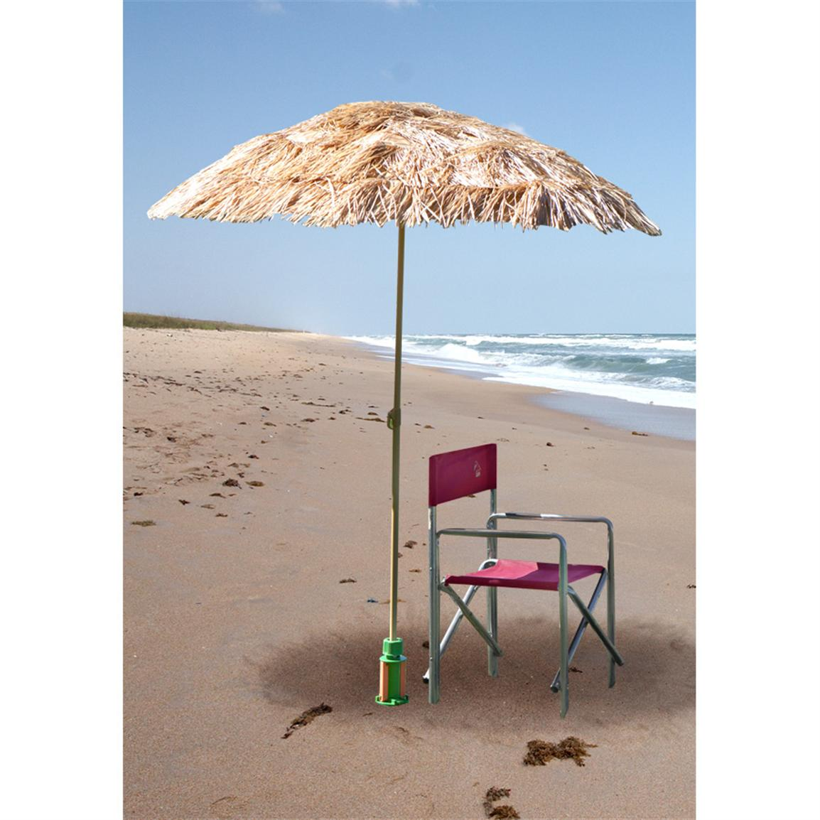 ITT® Stake Umbrella Holder