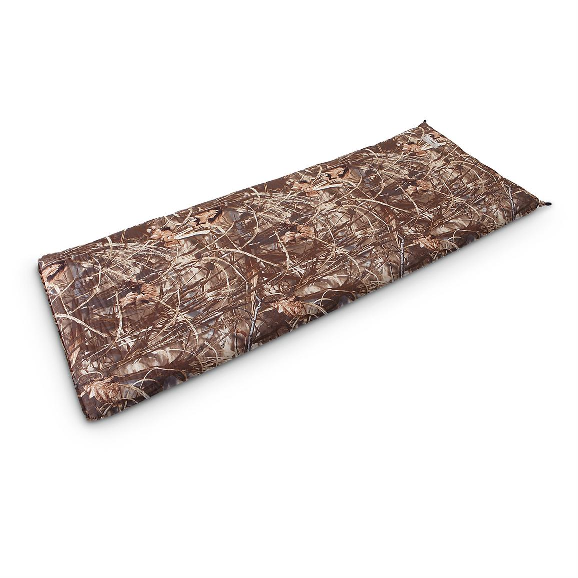 Thermarest® Deluxe XL Mat, Camo