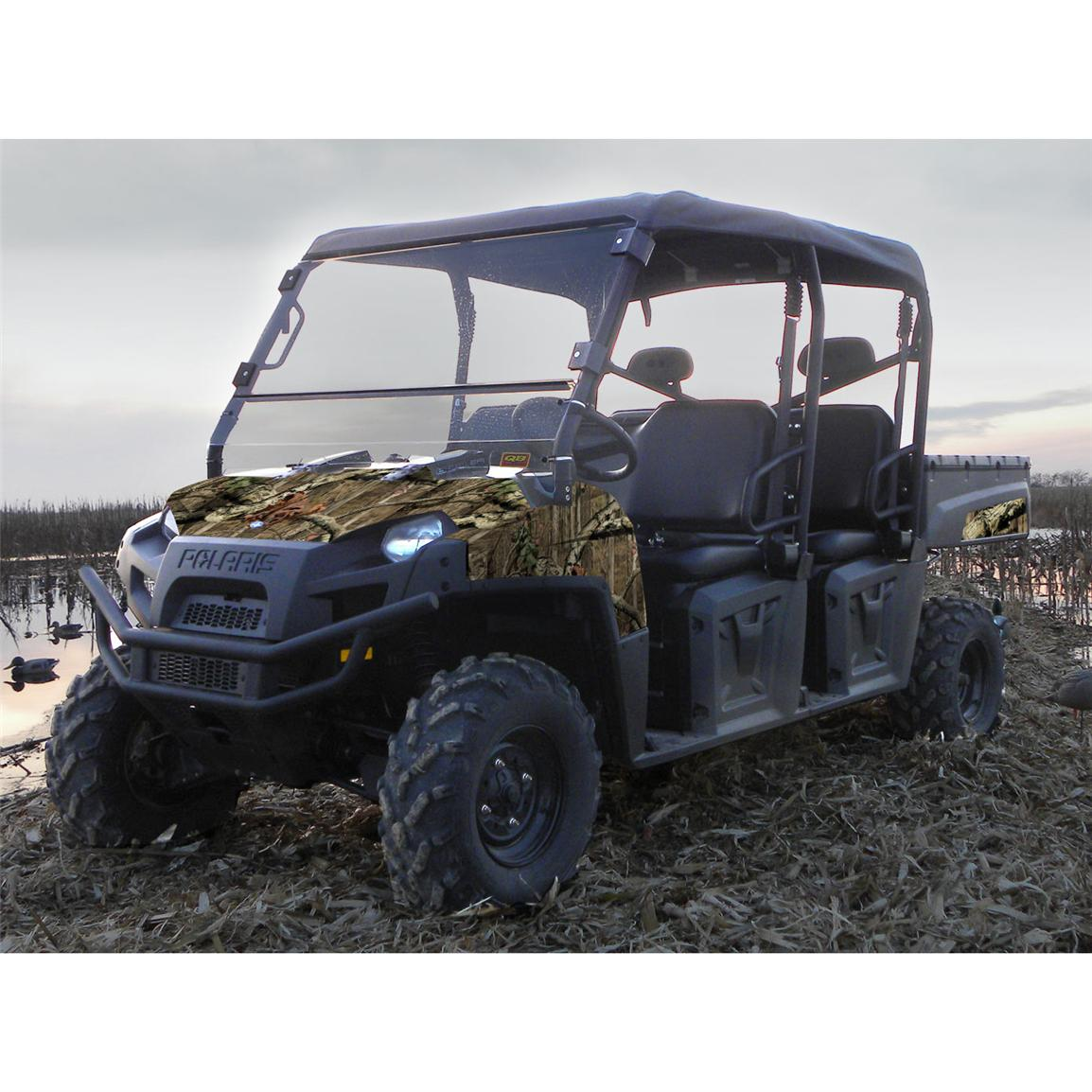 Mossy Oak® Graphics Side-by-Side UTV Camouflage Kit, MOBU Infinity