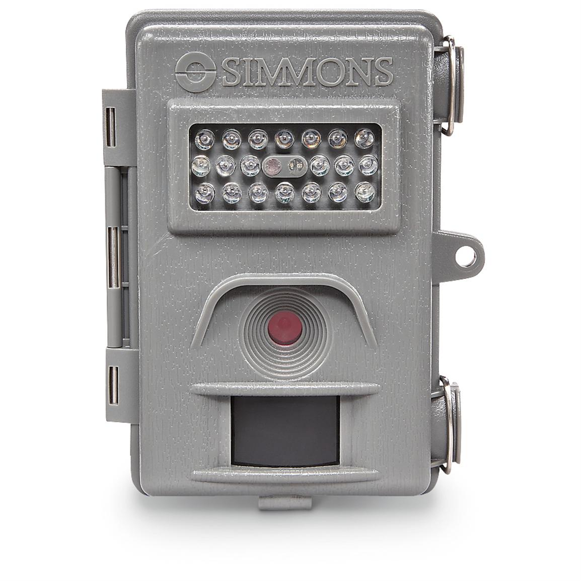Simmons® 7MP ProHunter Game Camera, Black