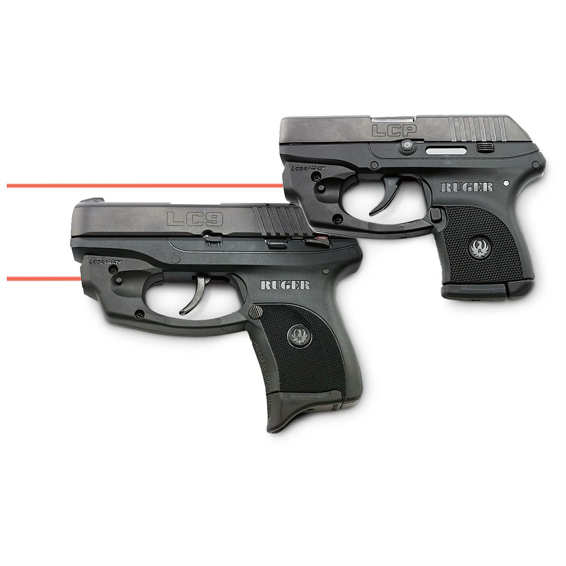 LaserMax® Red Laser for Ruger® LC9™