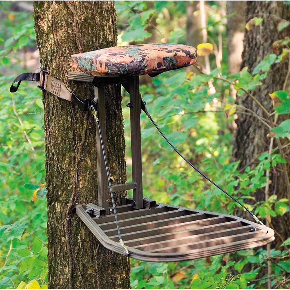 Xop Xl Hanging Aluminum Tree Stand 221709 Hang On Tree