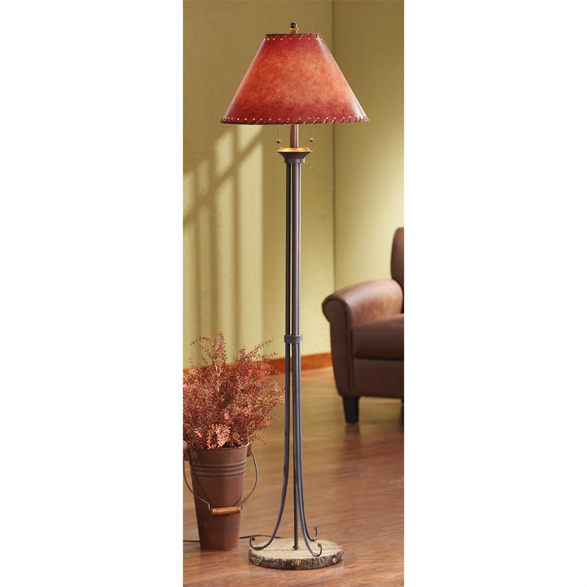 Shadow Mountain® New Pine Collection Floor Lamp