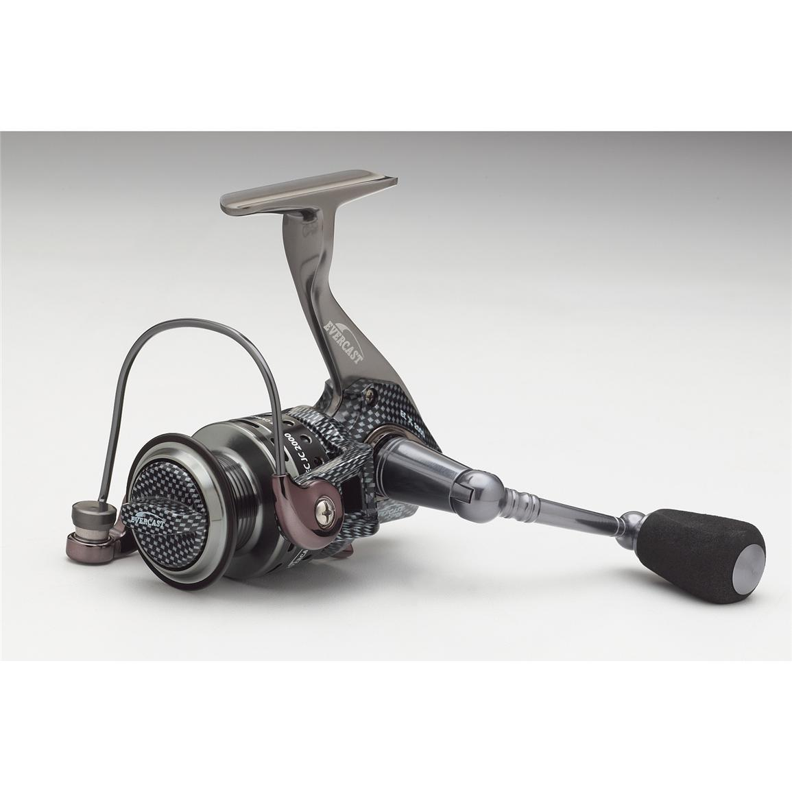 Evercast™ Forge Spinning Reel