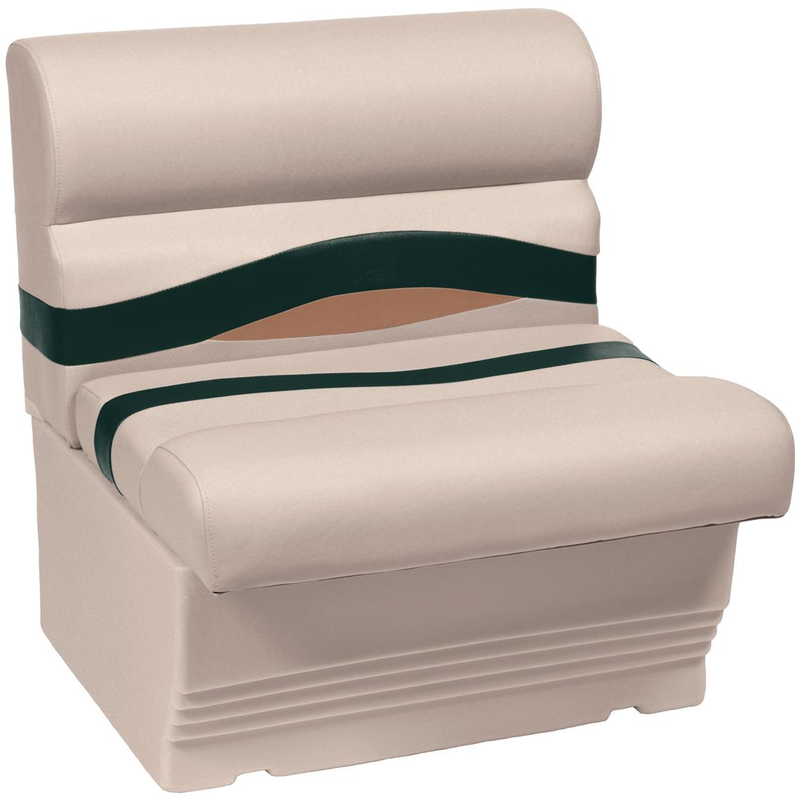 Wise® Premier 1100 Series 27 inch Pontoon Bench Seat, Color B
