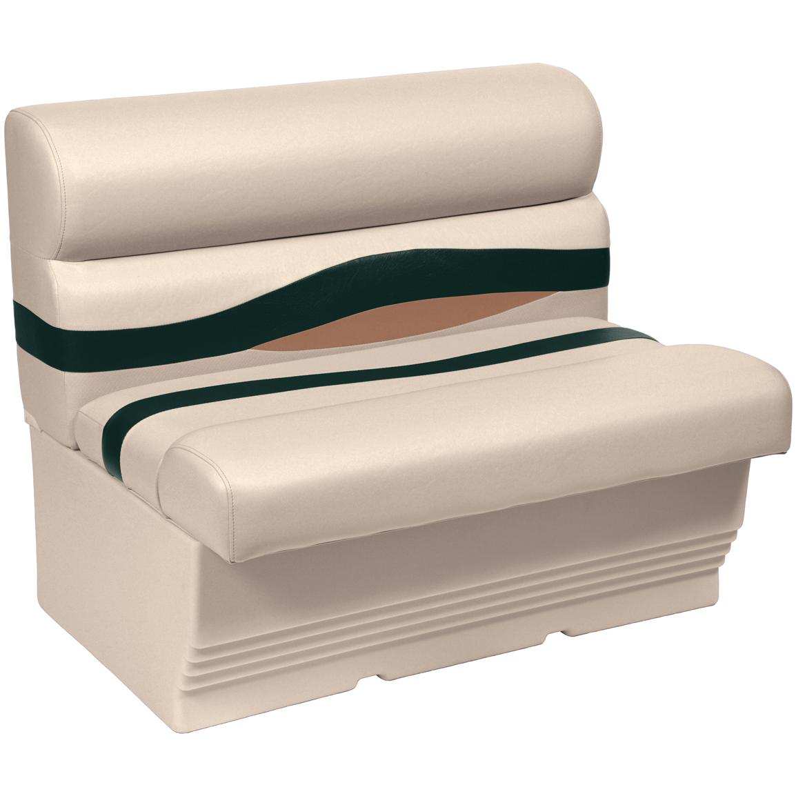 Wise® Premier 1100 Series 36 inch Pontoon Bench Seat, Color B