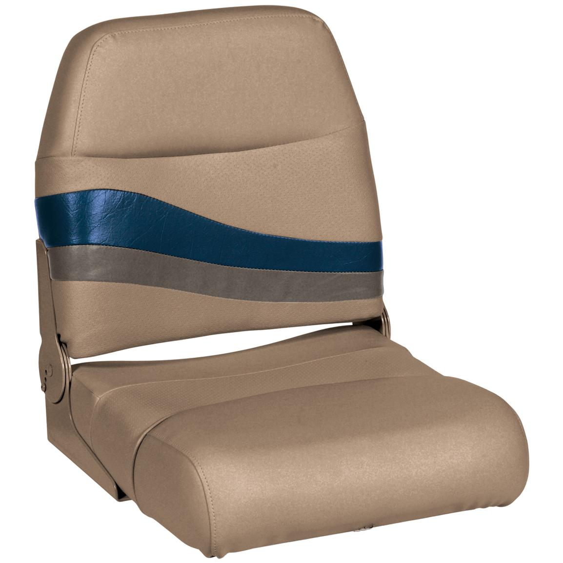 Wise® Premier 1100 Series Pontoon Fishing Seat, Color D