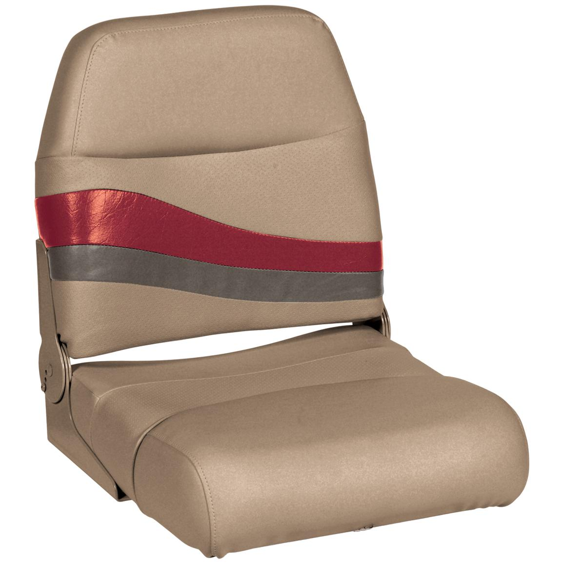 Wise® Premier 1100 Series Pontoon Fishing Seat, Color E