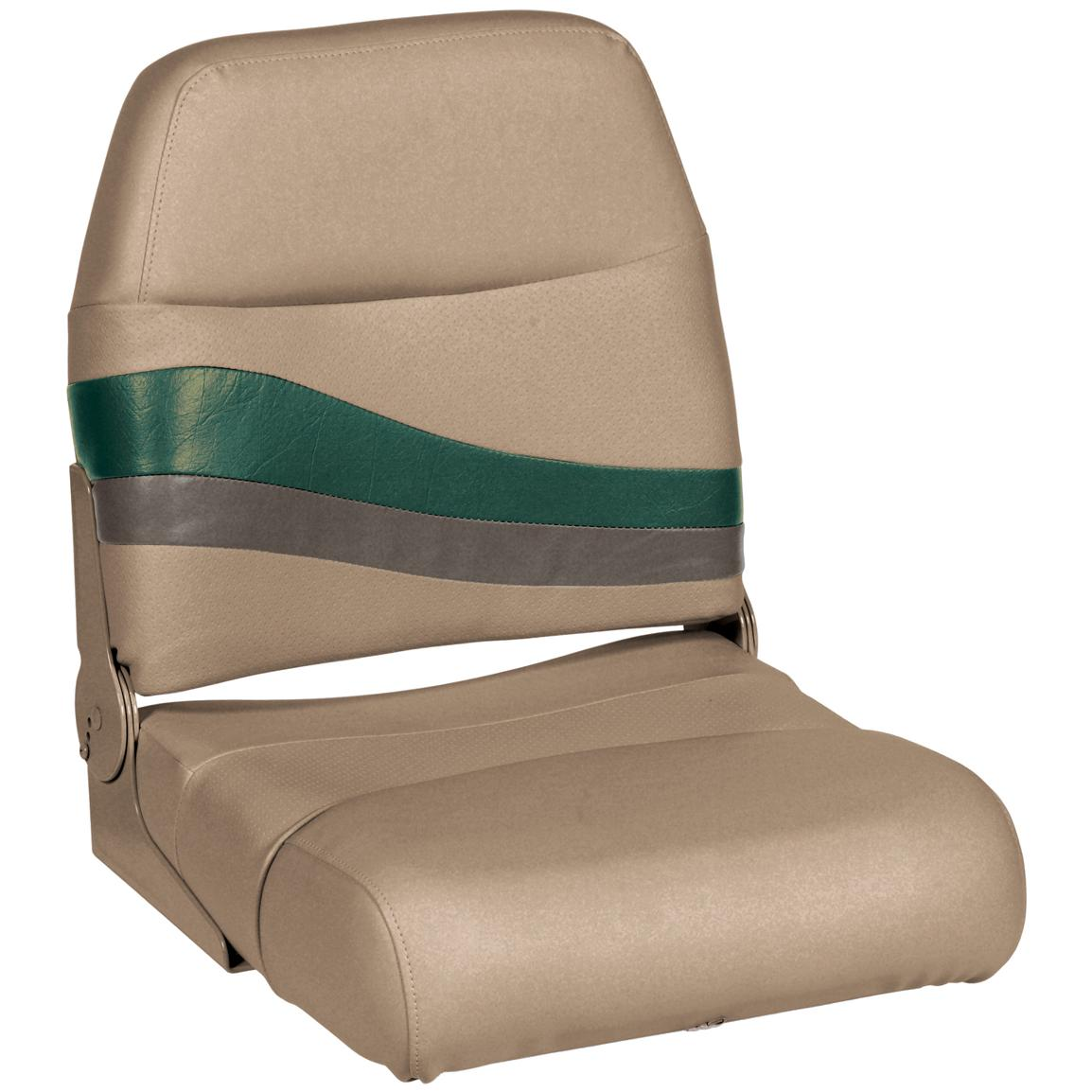 Wise® Premier 1100 Series Pontoon Fishing Seat, Color F
