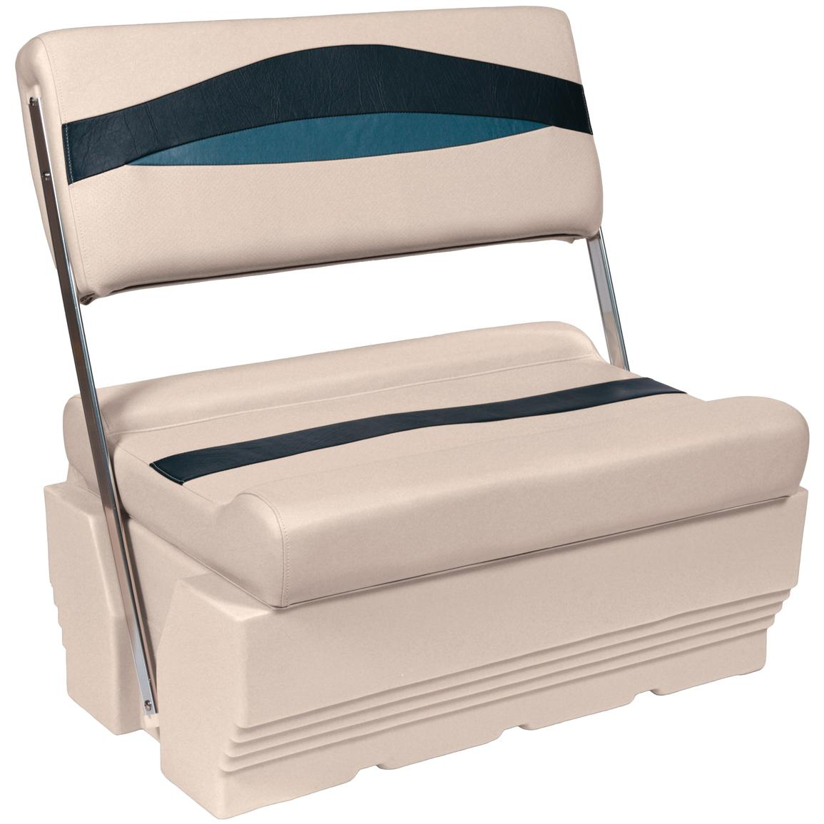 Wise® Premier 1100 Series Pontoon Flip-Flop Seat, Color A