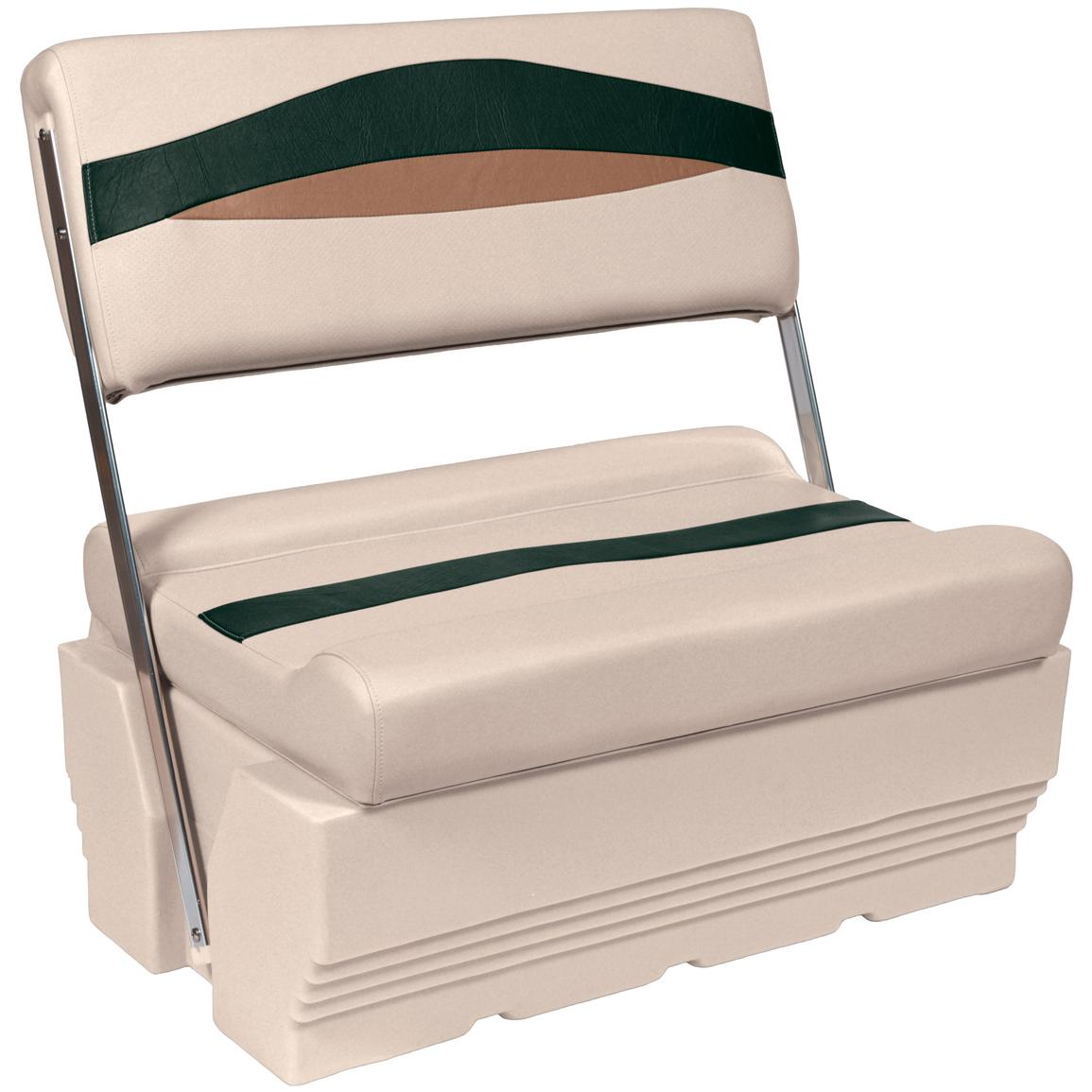 Wise® Premier 1100 Series Pontoon Flip-Flop Seat, Color B