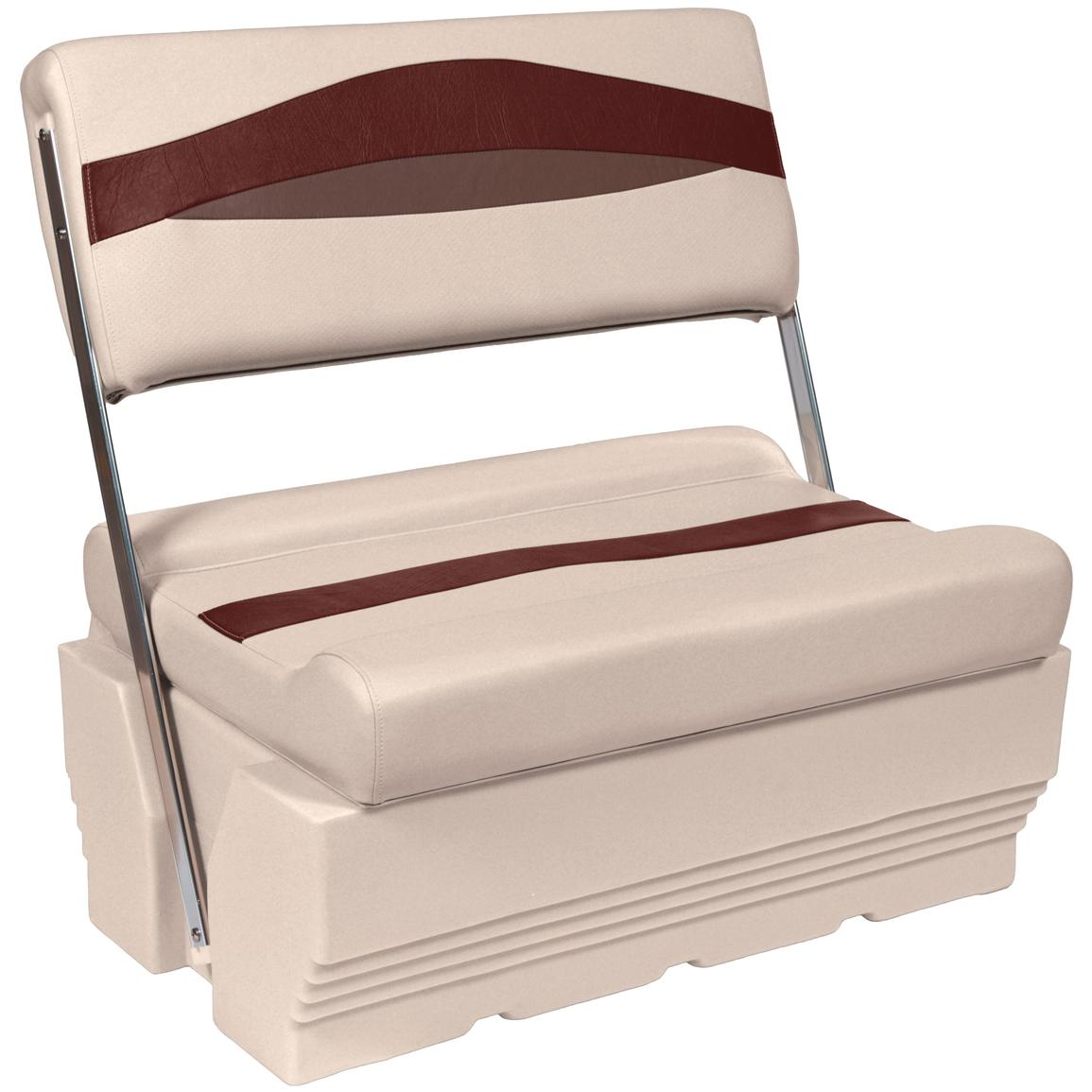 Wise® Premier 1100 Series Pontoon Flip-Flop Seat, Color C