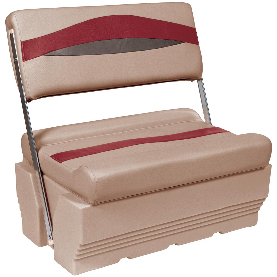 Wise® Premier 1100 Series Pontoon Flip-Flop Seat, Color E
