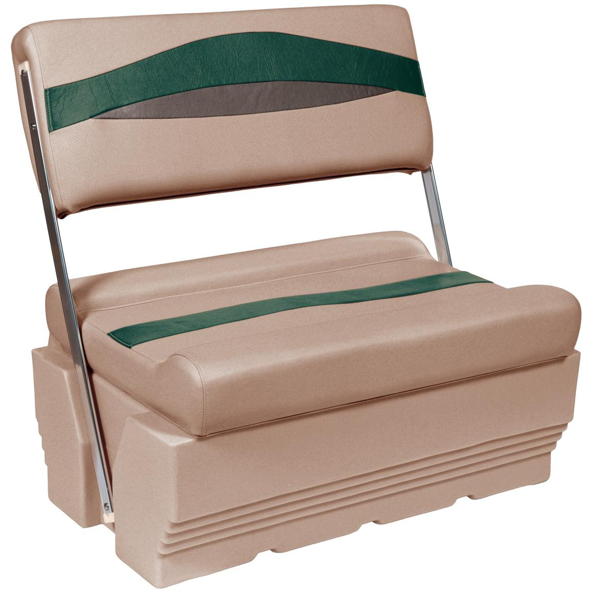 Wise® Premier 1100 Series Pontoon Flip-Flop Seat, Color F