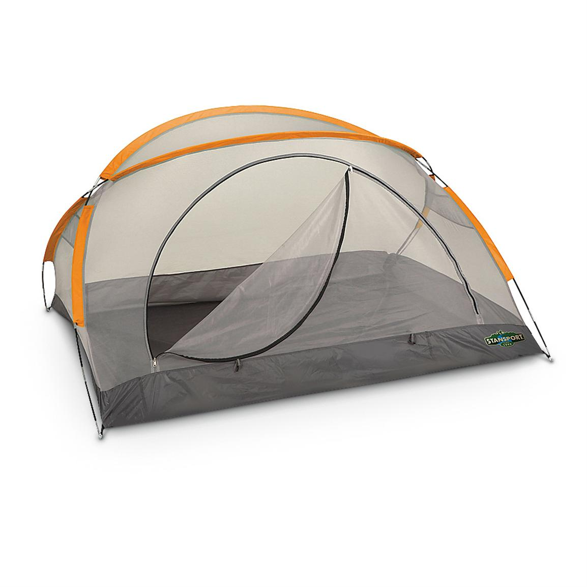 Stansport Starlite II Backpacking Tent, Without Rainfly