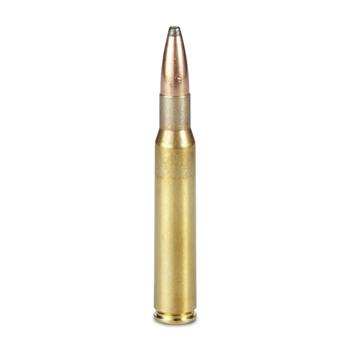 Soft point bullet