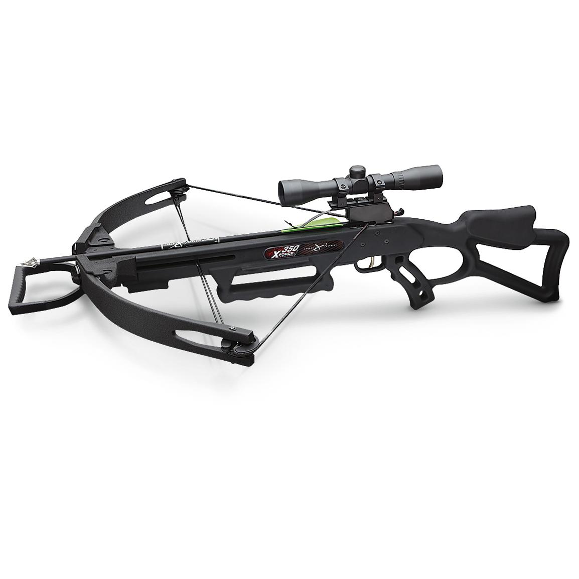 carbon express x force 350 crossbow black 223451 crossbow accessories at sportsman 39 s guide. Black Bedroom Furniture Sets. Home Design Ideas