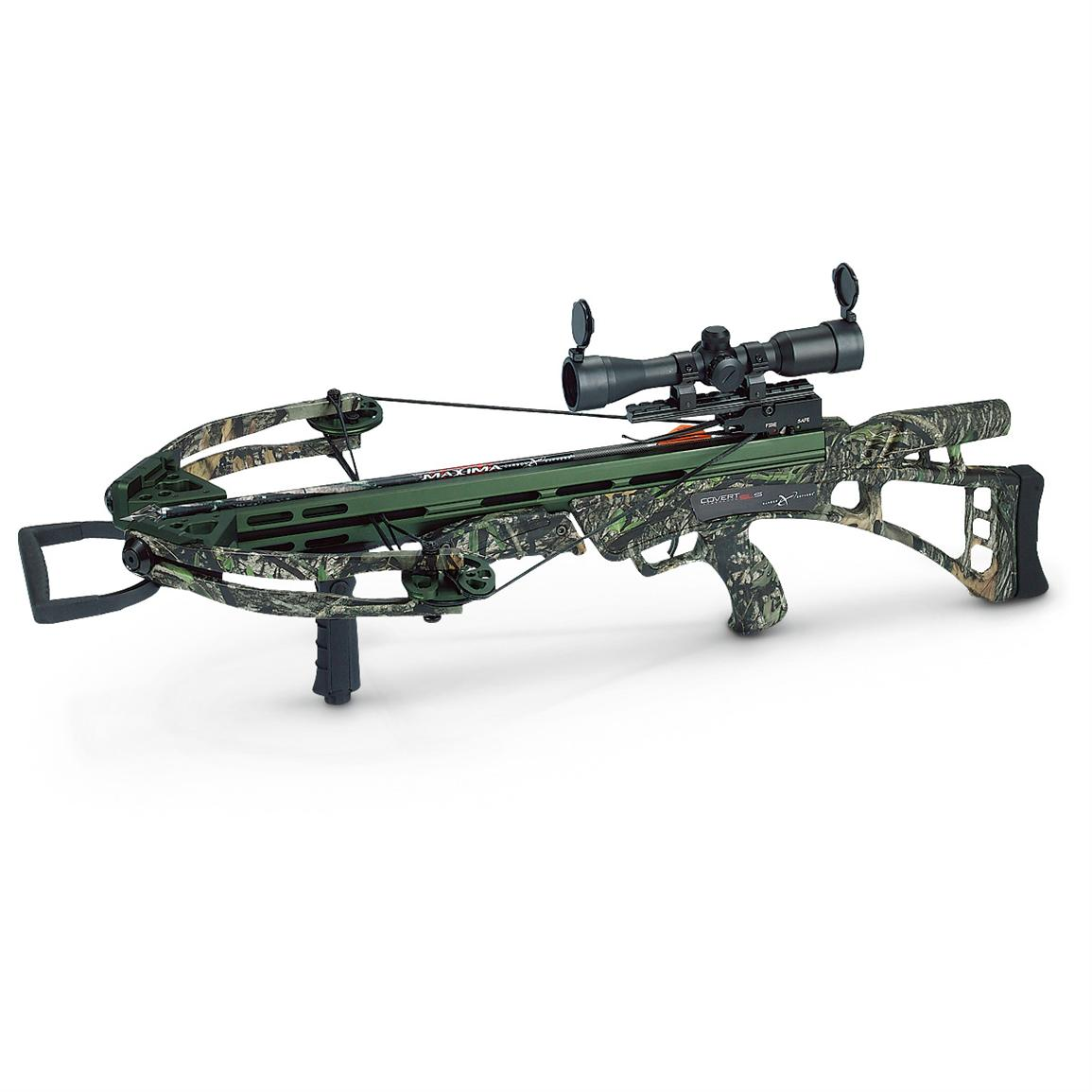 Carbon Express® SLS Crossbow, Mossy Oak® Obsession™