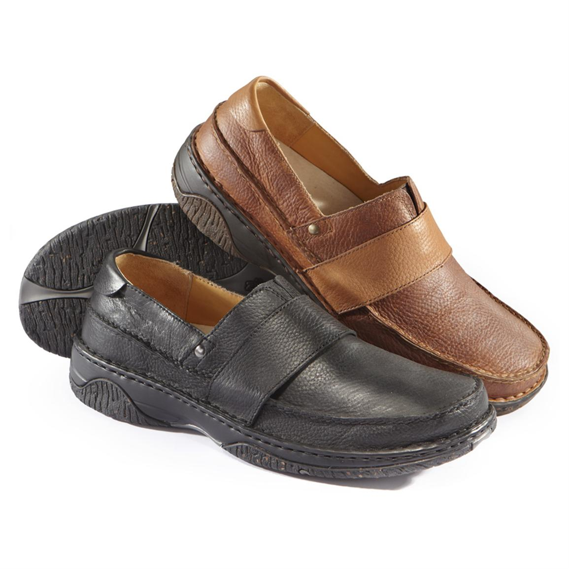 Men's Zumfoot® Brighton Casual Slip-ons